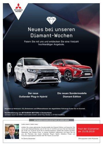 Mitsubishi Diamant-Wochen by Herbrand-Jansen