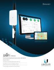 UMA-D Directional Dual-Band Antenna for UAP-AC-M - mstream.com.ua