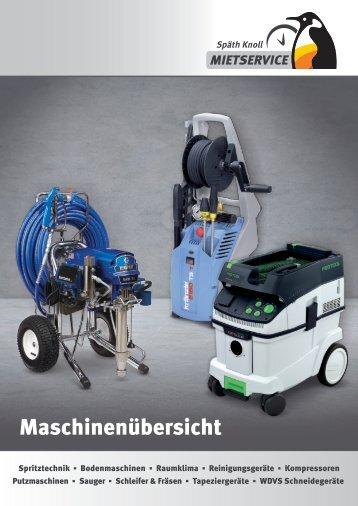 Späth Knoll – Mietservice 2018