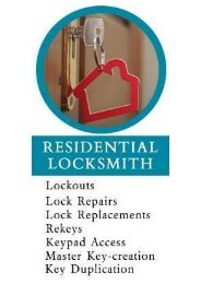 Emergency Locksmith Dispatcher Cincinnati, Ohio  866-698-9241