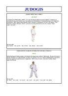 catalogue sabretooth judo+jiu jitsu+BJJ saison 2018-2019 - Page 3