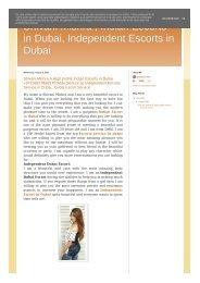 Independent escorts in dubai call Miss shivani @ +971589632038 Dubai Escort Service