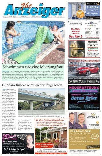 Ihr Anzeiger Bad Bramstedt 33 2018