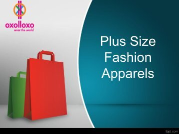 PLUS SIZE WOMENS CLOTHING IN INDIA - UPTO 60% OFF