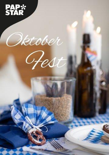 "PAPSTAR ""Oktoberfest"""