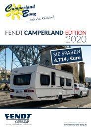 FENDT CAMPERLAND EDITION 2019