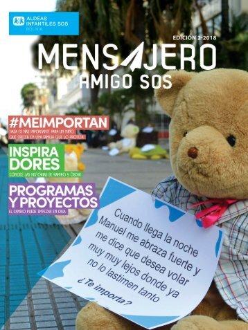 Revista Mensajero Ago 2018