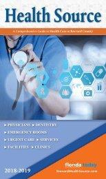 Brevard Health Source 2018
