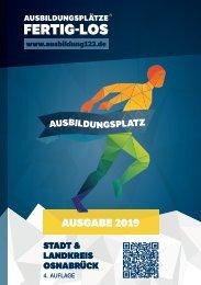 AUSBILDUNGSPLÄTZE - FERTIG - LOS | Osnabrück 2019