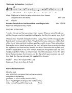 St Mary Redcliffe Pew Leaflet - August 19 2018 - Page 4