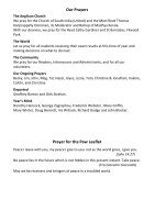 St Mary Redcliffe Pew Leaflet - August 19 2018 - Page 5