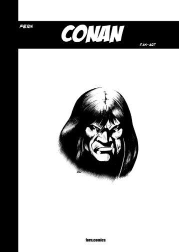Fern Weirich -Conan the Barbarian