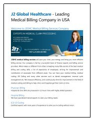 Leading Medical Billing Company in USA