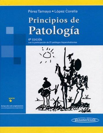Principios de Patología