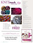 KNITmuch | Issue 06 - Page 2