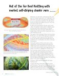 KNITmuch | Issue 06 - Page 6