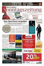 2018-08-19 Bayreuther Sonntagszeitung