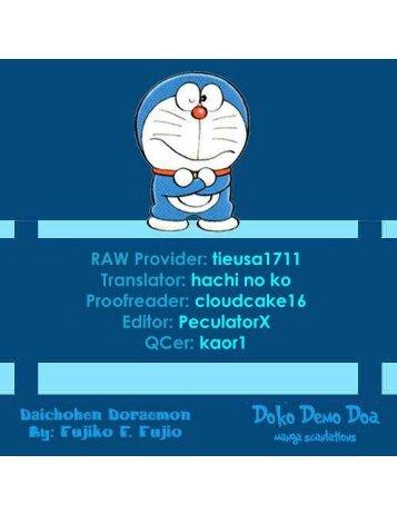 [Bai Giai Den Roi cham Com] - Truyen Dai Doraemon - Cuon 9