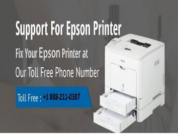 Dial+1 888-211-0387 How To Install Epson Printer Drivers