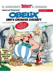 Wagnersche | Asterix auf Tirolerisch