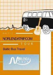 Baltic Bus Travel - NorlendaTrip