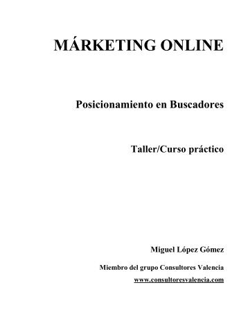 Marketing online_ Posicionamiento en buscadores (seo)