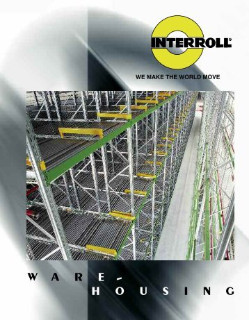 English – for North American market - Interroll