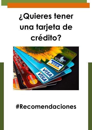 Leopoldo Lares Sultán - Tarjetas de crédito