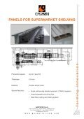 uprights for supermarket shelving - Ghk - Page 7