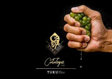 Tuku Maori Wine Collective Catalogue FA3 - spreads low res