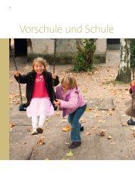 Vorschule und Schule - Gemeinnützige Hertie-Stiftung