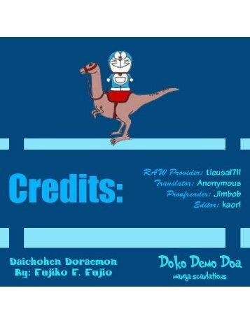[Bai Giai Den Roi cham Com] - Truyen Dai Doraemon - Cuon 14