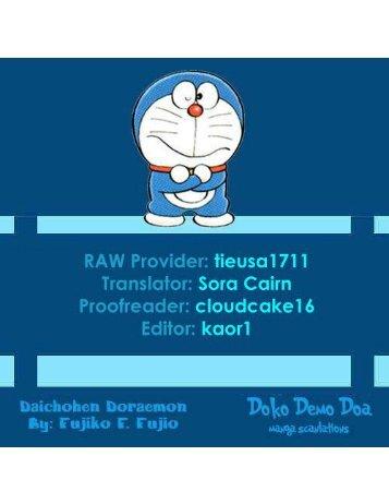 [Bai Giai Den Roi cham Com] - Truyen Dai Doraemon - Cuon 20
