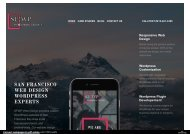 SFWP Experts | San Francisco Wordpress Development Agency