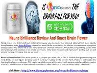 Neuro Brilliance - Improve Your Mind Power