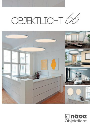 Naeve Objektlicht Katalog 66