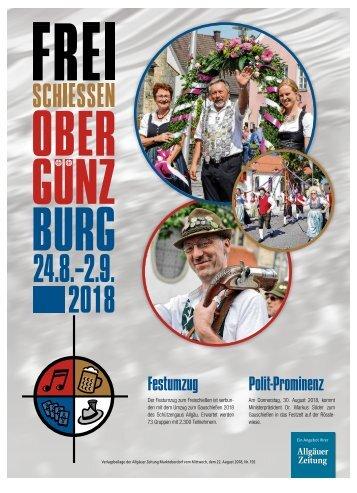 Freischießen Obergünzburg