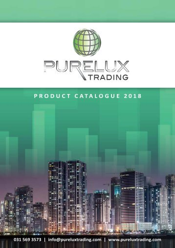 Purelux Catalogue 2018