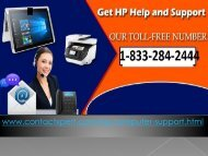 Contact Us Spamming Issue 1-833-284-2444  Hp Computer Support  Number