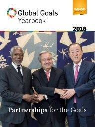 Global Goals Yearbook 2018