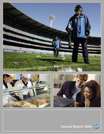 Annual Report 2006 - ISS