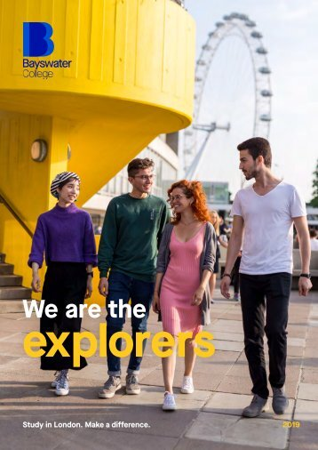 Bayswater College 2019 Brochure