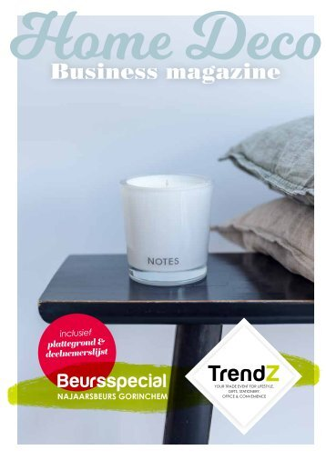 Home Deco Business - Beursspecial TrendZ