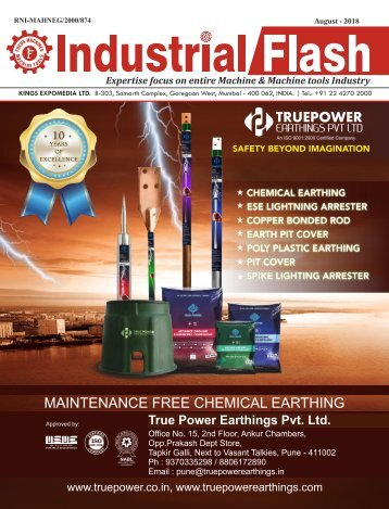 Industrial Flash August 2018
