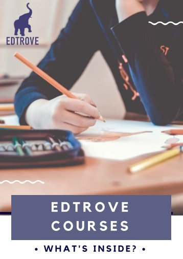 EDTROVE Learner User Guide v2.1