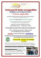 Postwurf August / Marktgemeinde Leobersdorf - Page 2