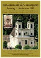Postwurf August / Marktgemeinde Leobersdorf - Page 4