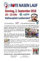 Postwurf August / Marktgemeinde Leobersdorf - Page 6