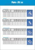 Verbindungssysteme mit glatter Innenbohrung Nahtlose Übergange - Seite 3