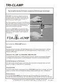 "Tri-Clamp"" - ITE Intertechnik Elze - Page 2"